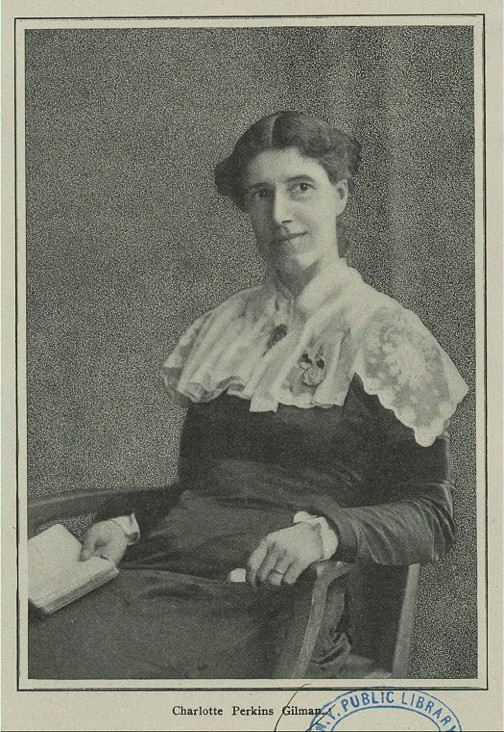 charlotte perkins gilman ida b wells Ida b wells' role in the civil rights movement  she also writes extensively about g stanley hall, charlotte perkins gilman, and theodore roosevelt each of these.
